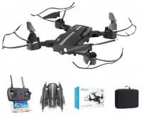 G2 3D Rolling Headless WIFI 4K Camera Drone