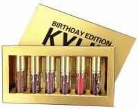 Kylie Birthday Edition 6 Piece Lipstick