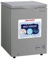 Sharp Dual Colling Deep Freezer