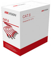 Hikvision CAT6 UTP Networking Cable