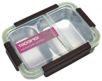 Tedemei Stainless Steel Lake Proof Lunch Box
