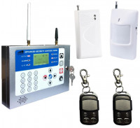 King Pigeon S120 GSM Security Alarm System