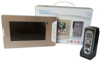 WJ716C8 Video Door Phone with Automatic Home Security