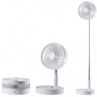 USB Rechargeable Mini Stand Fan