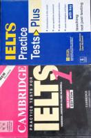 Cambridge IELTS 1 to 16 Part Practice Test Book