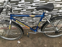 Hero Ranger Max Bicycle with 18 Inch Steel Frame and V Brake