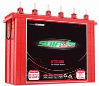 Saif Power STB-200 Tall Tubular 12V Battery