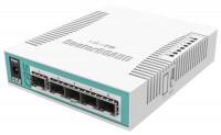 Mikrotik CRS106-1C-5S Fiber Optic Desktop Switch