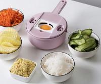 9-in-1 Multifunction Vegetable Slicer Set