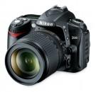 Nikon D90 DSLR Camera & f/3.5-5.6G ED AF-S VR DX Lens
