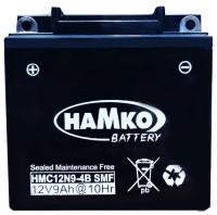 Hamko 12V 9AH Bike Battery