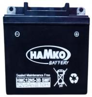 Hamko 12V 5AH Motorcycle Battery