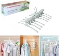 8-In-1 Folding Cloth Hanger