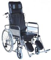 Kaiyang KY607GCJ-46 Commode Wheelchair