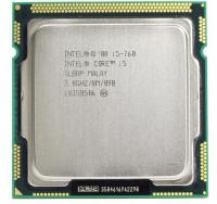 Intel Core i5-760 1st Generation Processor