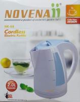 Novena NK-68 2-Liter Cordless Electric Kettle