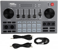 Bluetooth Sound Mixing Live Video Recording Console