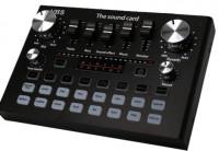 V8S Live Sound Card for Studio Recording