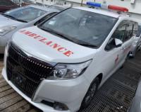 Toyota Esquire 2016 Ambulance