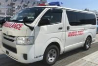 Hiace Super GL Dual AC 2016 Ambulance