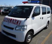 Toyota Town Ambulance 2016