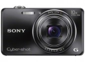 Sony Cyber-shot WX100 18MP 10x Stylish Small 3D Camera