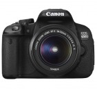 Canon EOS 650D 18MP DSLR Camera & 18-55mm Lens