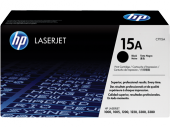 HP 15A Black LaserJet Printer Toner Cartridge