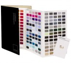 Pantone Cotton Passport FFC124 TCX Textile Color Card