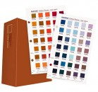 Pantone Cotton Planner FFC125 TCX Textile Color Card