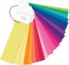 Pantone TN Nylon Brights Set FFN100 Color Swatch Card