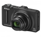 Nikon Coolpix S9300 18x 360 Panorama 3D Digital Camera