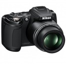 Nikon Coolpix L310 CCD Digital Camera with 3D Photo