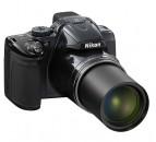 Nikon Coolpix P520 42x Zoom Nikkor Glass Lens Camera