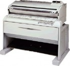 Rex-Rotary's A041 Wide Format Map Copier  Machine