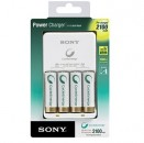 Sony BCG-34HH4KN NiMH Charger & Rechargeable Battery