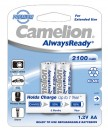 Camelion Always Ready NH-AA2100ARBP2 Ni-MH Battery