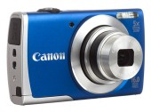 Canon PowerShot A2600 16MP 5x Zoom HD Digital Camera