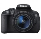 Canon EOS 700D DSLR Camera with 18-55mm IS STM Lens