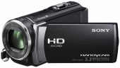 Sony CX210E 30x Zoom 8GB Flash Memory HD Camcorder