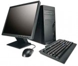 Desktop PC Intel 4th Gen i3 4GB RAM 500GB 18.5-inch LED