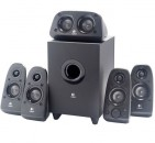 Logitech Z506 Surround Sound 5:1 Speaker with 3D Stereo