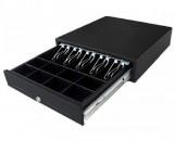Maken SK-410 Black Cash Register Drawer with USB