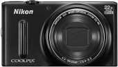 Nikon Coolpix S9600 16MP 22x Zoom WiFi Digital Camera