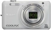 Nikon Coolpix S6600 16.0MP 12x Zoom Digital Camera