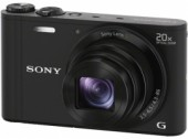 Sony DSC-WX300 18.2MP 20x Zoom Cyber-shot Camera