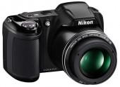 Nikon Coolpix L320 16.1MP 26x Zoom Digital Camera