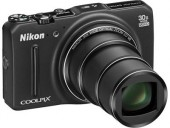 Nikon Coolpix S9700 16MP 30x Zoom Wi-Fi Digital Camera