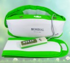 Mondial Slimming Fitness Belt Massager with Heat Function