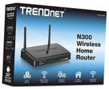 TRENDnet 300Mbps Wireless/WiFi N Home Router-TEW-731BR